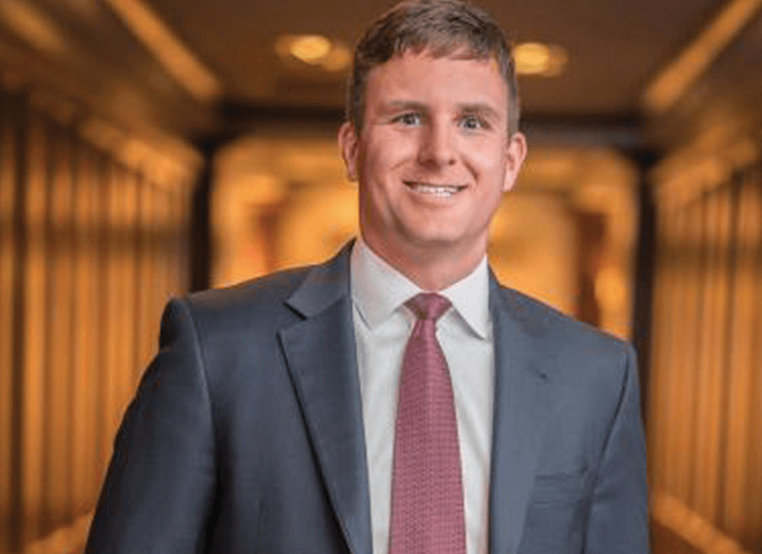 A Young Alumnus Builds a Career and Gives Back